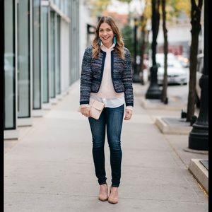 Diane von Furstengerg tweed jacket